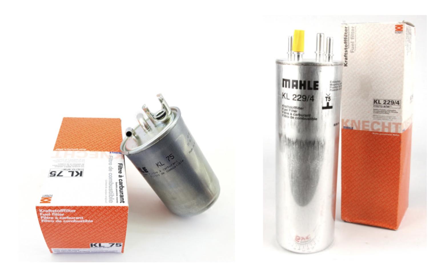 Топливный фильтр на Фольксваген т4, т5, т6